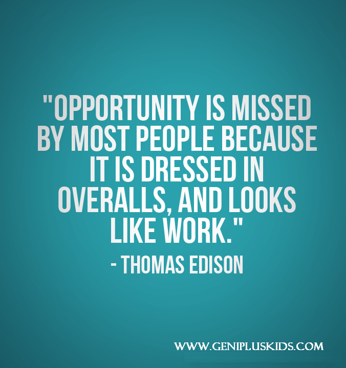 Geniplus Quotes_Opportunity